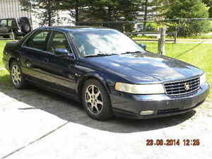 2003 Cadillac STS seville Berline