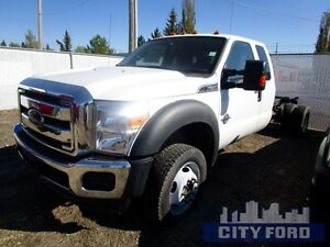 "2015 Ford Super Duty F-550 DRW 4x4 SuperCab 186"" WB 84"" CA XLT"