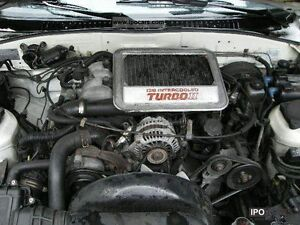 1988 mazda rx7 turbo 2 engine and manual transmission
