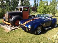 1966 ford cobra 427 side oiler