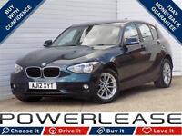 2012 12 BMW 1 SERIES 2.0 116D SE 5D 114 BHP DIESEL
