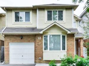 Brampton - Immaculate House for Rent near Steels & Mavis