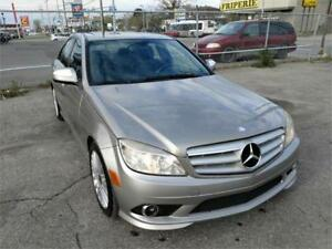 MERCEDES 4MATIC  C230 2008 AUTOMATIQUE  7599$