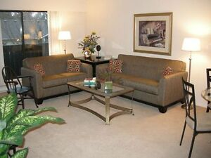 LOVELY AND VERY LARGE TWO BEDROOM FULLY FURNISHED SUITES