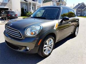 2012 MINI Cooper Countryman 60$/sem. GARANTIE PROLONGÉE