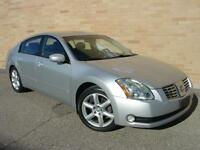 2004 Nissan Maxima 3.5 SE. WOW! Only 153000 Km! Loaded! Leather!
