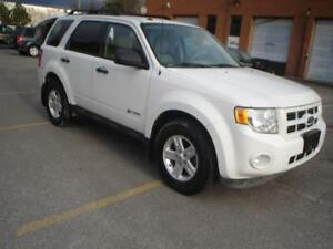 2010 Ford Escape Hybrid,4wd,gas saver,auto