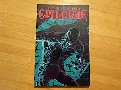 RARE COPY OF EPILOGUE TRADE PAPERBACK GRAPHIC NOVEL! IDW!