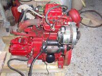 Bukh DV10 10hp inboard marine diesel engine