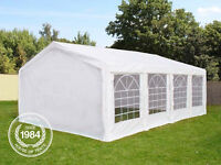 Perfect 04x08 Garden Marquee for Event & Party 08x04 Gazebo Tent - Unused - Special Price