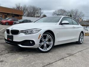 2015 BMW 428i XDRIVE-PERFORMANCE PKG-1 OWNER-S.ROOF-HEATED SEATS