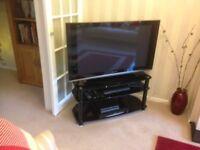 Panasonic 42 in Plasma and Home Cinema System