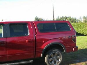 Ford F150 Supercrew 5.6' Canopy