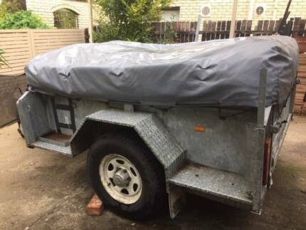 Camper Trailer - priced to sell Kambah Tuggeranong Preview
