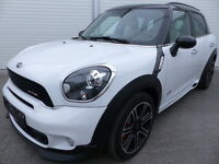 MINI COUNTRYMAN John Cooper Works ALL4 Aut. NAV/XENON