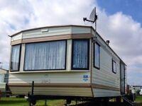 Back up for sale, Static Caravan