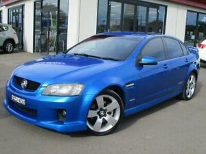 2010 Holden Commodore VE MY10 SS V Blue 6 Speed Sports Automatic Sedan Goulburn Goulburn City Preview