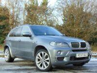BMW X5 3.0 SI M SPORT 5d 269 BHP Auto (grey) 2007