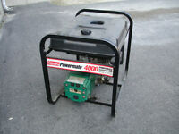 New Price - Generator - Coleman Powermate