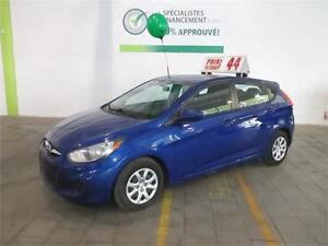 2013 Hyundai Accent GL $$44/SEMAINE ***VOUS ETES APPROUVE***