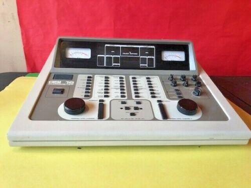 Grason-Stadler GSI 16  Audiometer With Accessories see pictures (1216)