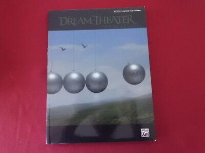 Dream Theater - Octavarium . Songbook Notenbuch Guitar