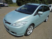 Mazda 5 2.0D Sport (143PS) (silver) 2007