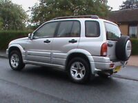 SUZUKI 2.0 GRAND VITARA 5 DR SILVER MOT6/5/2018 CLICK ON VIDEO LINK FOR MORE DETAILS OF THIS CAR