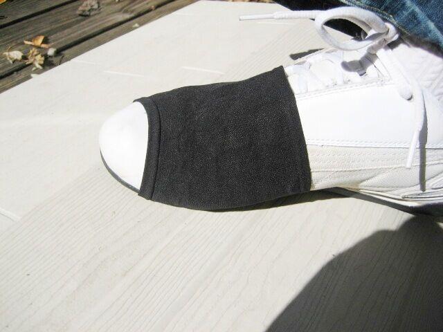 Dancers Foot Tubes; Shoe Sliders; Dance socks for dancing  (by the Dozen pair)