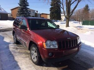 2007 Jeep Grand Cherokee with Car starter