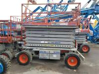 2008 // Skyjack SJ8850 // 50ft Rough Terrain Scissor Lift City of Toronto Toronto (GTA) Preview