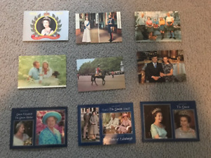 Post Cards of the Royal Family