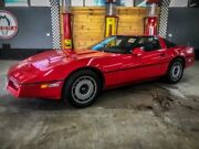 1984 Chevrolet Corvette C4 Red 4 Speed Automatic 2DR TARGA Fyshwick South Canberra Preview