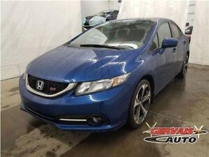 Honda Civic Si Navigation Toit Ouvrant MAGS 2015