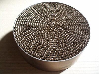 "Steel Honeycomb Catalytic Combustor (6"" diameter by 2"" wide) for DUTCHWEST"