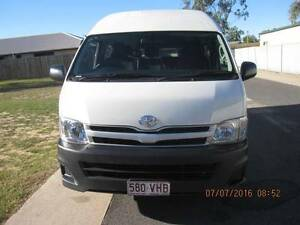 2012 Toyota Hiace Van/Minivan Kawana Rockhampton City Preview