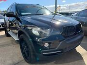 2009 BMW X5 E70 MY09 xDrive48i Steptronic Black 6 Speed Sports Automatic Wagon Maidstone Maribyrnong Area Preview
