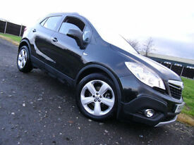 2014 VAUXHALL MOKKA 1.6i 16v VVT Exclusiv SUV ESTATE BLACK