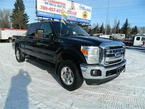 2015 ford f250 xlt 4x4 only  11,500 kms