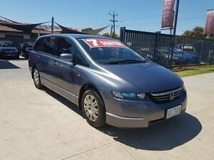 2006 Honda Odyssey 20 20 5 Speed Sequential Auto Wagon Cairnlea Brimbank Area Preview