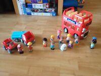 Happyland vehicles