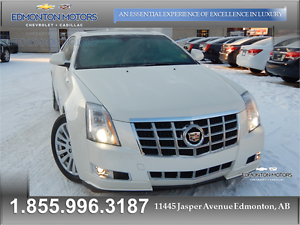 2014 Cadillac CTS Coupe Performance