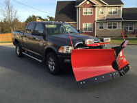 Bannister's Snow Plowing & Lawn Care *Pre-booking for Winter*