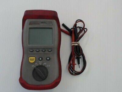 Amprobe Amb-25 Digital Megohmmeter Insulation Resistance Tester