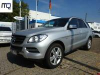 Mercedes-Benz ML 350 4MATIC  (BlueEFFICIENCY) 7G-TRONIC