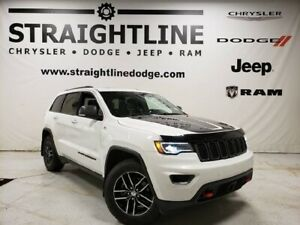 2017 Jeep Grand Cherokee TRAILHAWK, LUXURY GROUP, ACTIVE SAFETY
