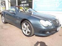 Mercedes-Benz SL500 5.0 auto SL500 Low Miles P/X Available