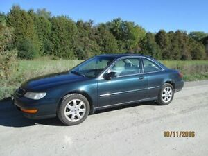 1998 Acura CL 3.0 Coupe Great Condition Certified and Etested
