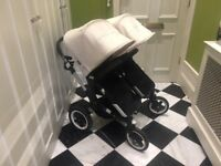 Bugaboo Donkey Double Buggy with full set of Accessories