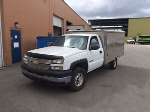 2006 Chevrolet Chevy 2500 coffee food lunch truck 120km